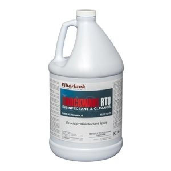 Fiberlock - Shockwave RTU - Ready to Use Disinfectant - 1 Gallon - 8316