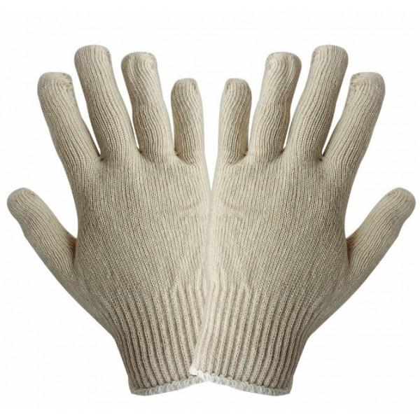 String Knit Standard Polyester / Cotton Gloves Gloves 12 Pak