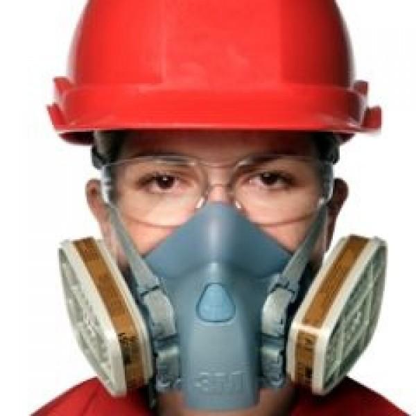 3M™ 7500 Half Face Respirator - Item #RH7500