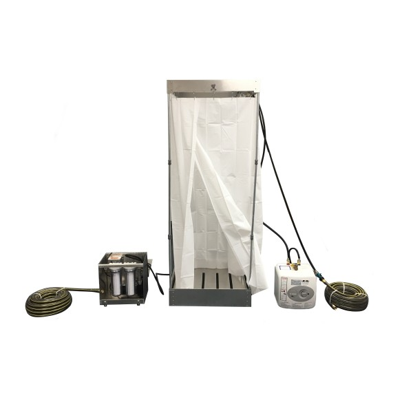 TheSafetyHouse Complete Asbestos Shower Kit