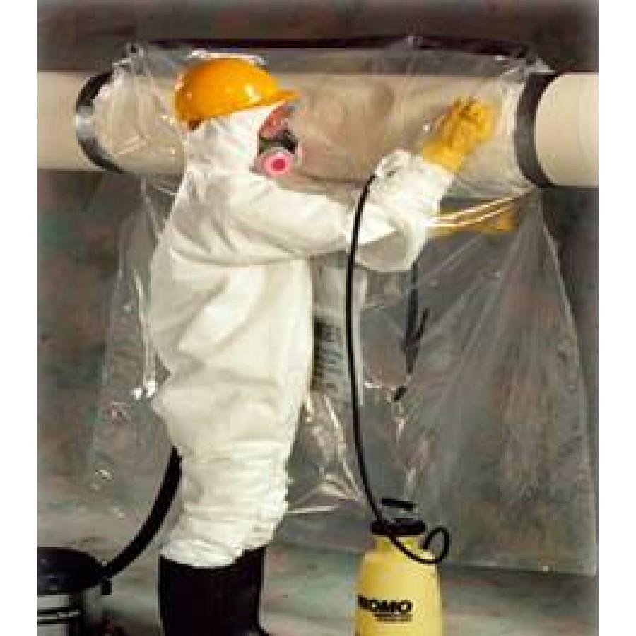 31+ Asbestos glove bag