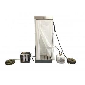 TheSafetyHouse Complete Asbestos Shower Kit