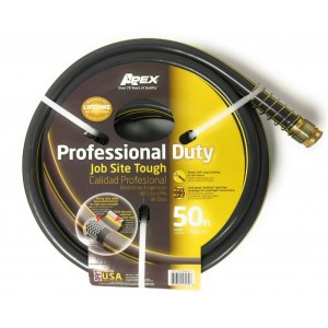 Apex 988VR-50 Contractor Work Site Tough 3/4-Inch-by-50-Foot Hose