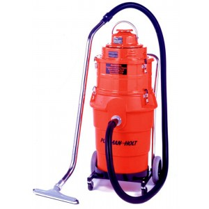 Pullman Holt 2 HP 12 Gal Wet/Dry HEPA Vac