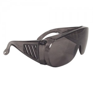 Chief Safety Goggles-Smoke Lens/each