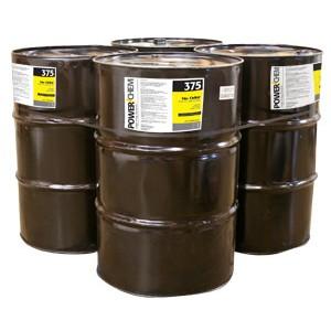 PowerChem 375 No Odor Mastic Remover (CARB) 55 Gallon Drum