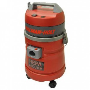 Pullman Holt HEPA Vacuum 2 HP, 10 Gal HEPA Vac.