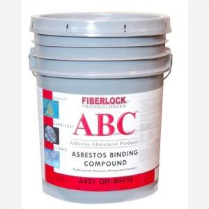 Fiberlock 6421 ABC Encapsulant Off White 5 Gallon