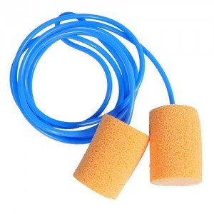 Resistor 29 Foam Corded Earplug - Box of 100