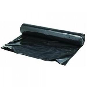 6Mil - 20'x100' Black Poly Sheeting /roll - Item #PB0095