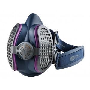 GVS SPR457 Elipse P100 Half Mask Respirator, Medium and Large