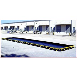 Ultra-Containment Berms, Compact Model - 15 ft x 50 ft x 1 ft - Item #SC8613