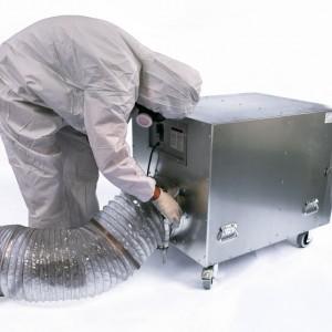 HEPA-AIRE H2KM Negative Air Machine