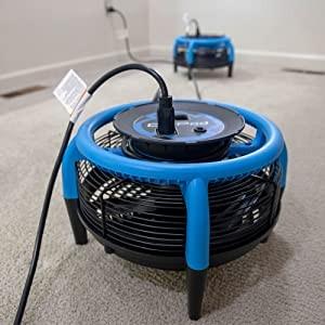 Dri-Pod Floor/Carpet Dryer