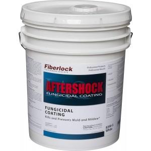Fiberlock AfterShock Fungicidal Coating 5 Gallon Pail