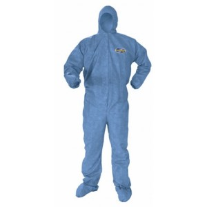 Kimberly Clark A60 Kleenguard(Ultra) XL-Hood, Boots, Elastic Wrists & Ankles 24/case #45094