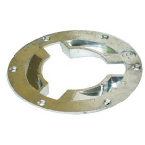 "Aluminum Clutch Plate for Buffer Brush 5"" Center Hole"