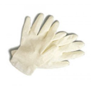 Latex Disposable Glove Powder Free 100/box
