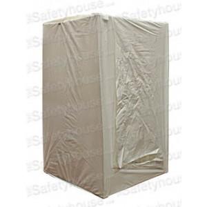 Disposable Decontamination Shower 4'x4'