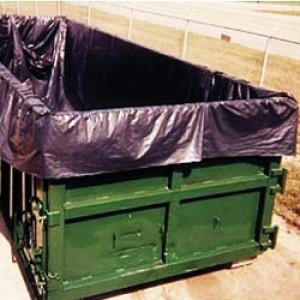Dumpster Liner 30 Yard  22'x8'x6' 6Mil /each