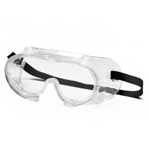 (12 Pair) Pyramex Goggles Chem Splash-Clear (G204)