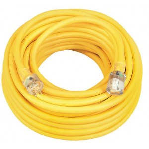 Extension Cords 12/3 100Ft.