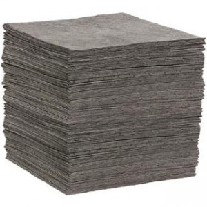 Universal Sonic Bonded Absorbent Pads - Single Weight - 200 ct