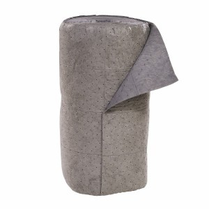 Universal Sonic Bonded Absorbent Rolls - Medium Weight Single Roll