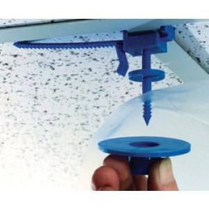 Plastic Poly Hanger #3 - #TT0170