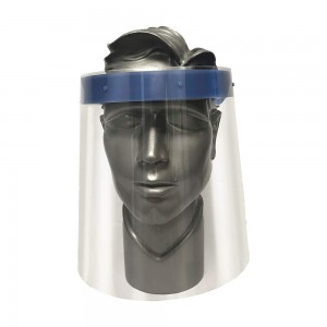 Jackson Safety Face Shield Mask Kit for Medical Protection, Healthcare Workers, Reusable, Adjustable, Full Coverage