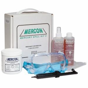 Mercury Specialty Spill Kit