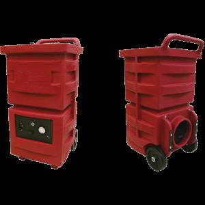 Novatek's Novair 1000 Negative Air Machine w/ HEPA - Item #AM0104
