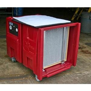 Novatek's Novair 2000 Premium Negative Air Machine, with HEPA Filter - Item #AM0102P