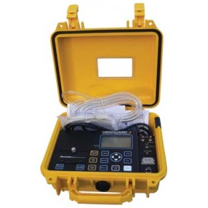 Omniguard 4 Digital Pressure Recorder - 220V
