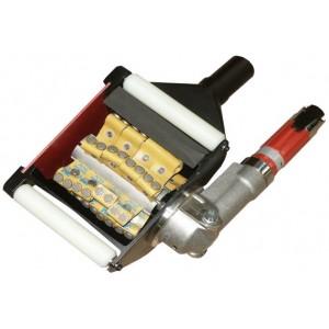 Novatek Electric Rotopeen -  4 in Peening Prep Tool Kit