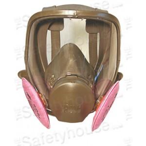 3M™ 6000 Full Face Respirator - Item #RF6000