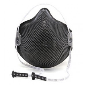 Moldex 2600 Handy Strap Black Particulate Respirator
