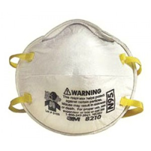 3M™ 8210 Particulate Respirator N95 - Item #RD8210V