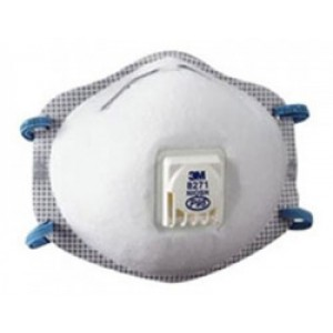 3M™ 8271 P95 Respirator / 10/bx - Item #RD8271