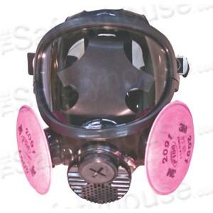 3M™ 7800S Full Face Respirator - Item #RF7800