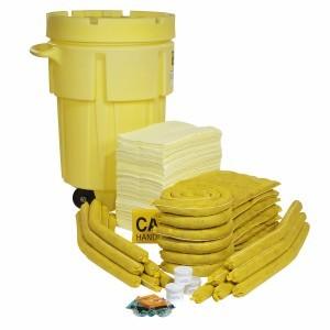 HazMat Spill Kit 95-Gallon Wheeled