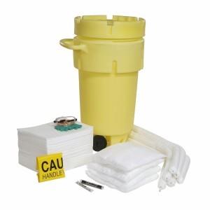 Oil Spill Kit 50-Gallon Wheeled