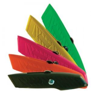 Plastic Utility Knife Multicolor