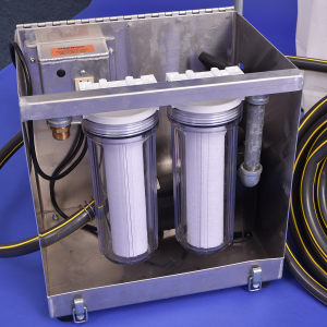 Dual Water Filtration System #9115