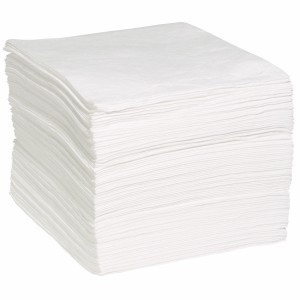 Oil-Only MeltBlown Pads, Heavy Weight - 100 ct.