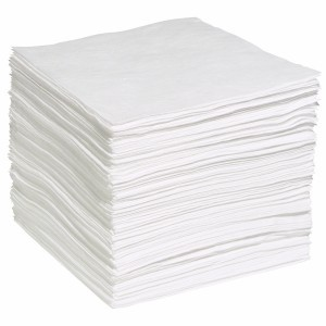 Oil-Only MeltBlown Pads, Single Weight -200 ct.