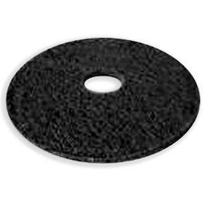"Floor Buffer Strip Black Pad 17"""