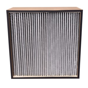 HEPA Filter-Wooden 24in. x 24in. x 11.5in.