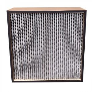 """HEPA Filter-Wooden 16"""" x 16"""" x 11.5""""/ea - Item #AF0050-16/16"""