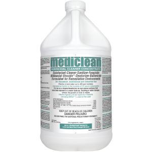 MediClean Germicidal Cleaner Concentrate Mint (formerly Microban)